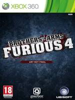 Brothers In Arms: Furious 4 (XBOX 360)