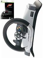 X360 Wireless Racing Wheel v2 + Forza 3 CZ (XBOX 360)