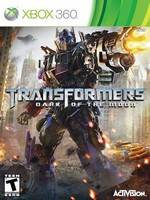 Transformers: Dark of the Moon (XBOX 360)