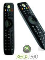 X360 Universal Media Remote Black (XBOX 360)