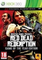 Red Dead Redemption GOTY (XBOX 360)