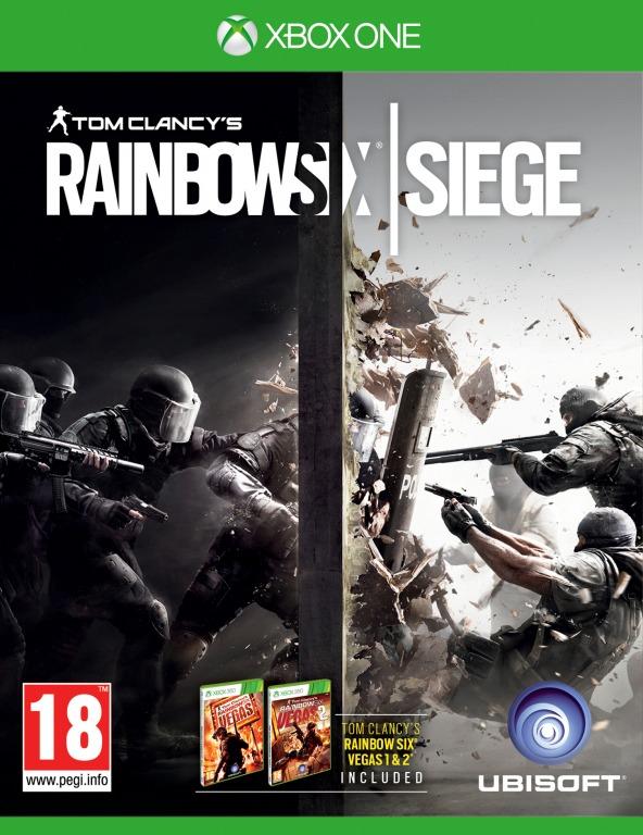 Rainbow Six: Siege (XONE)