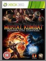 Mortal Kombat 9: Complete Edition (XBOX 360)