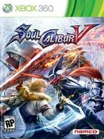 Soul Calibur V: Collectors Edition (X360)