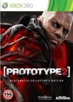 Prototype 2: Blackwatch Collectors Edition (XBOX 360)