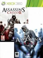 Assassins Creed and Assassins Creed 2 pack (XBOX 360)