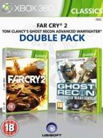 Far Cry 2 + Ghost Recon: Advanced Warfighter pack (XBOX 360)