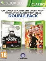 Splinter Cell Double Agent and Rainbow 6 Vegas (XBOX 360)