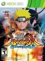 Naruto Shippuden: Ultimate Ninja Storm Generations (X360)