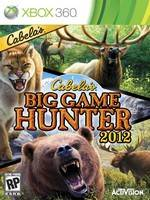 Cabelas Big Game Hunter 2012 (X360)
