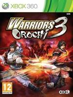 Warriors Orochi 3 (XBOX 360)