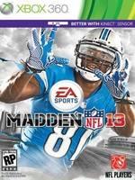 Madden NFL 13 (XBOX 360)