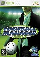 Football Manager 2007 (X360)