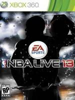 NBA Live 13 (XBOX 360)