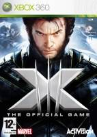 X-Men 3: The Official Game (XBOX 360)