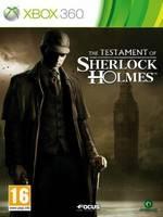 The Testament of Sherlock Holmes (X360)
