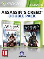 Assassins Creed: Revelations + Brotherhood double pack (XBOX 360)