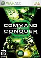 Command and Conquer 3: Tiberium Wars (XBOX 360)