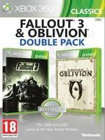 Koupit Fallout 3 and Oblivion Double pack (XBOX 360)