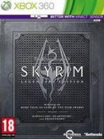 Koupit The Elder Scrolls V: Skyrim Legendary Edition (XBOX 360)