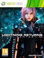 Koupit Lightning Returns: Final Fantasy XIII (XBOX 360)