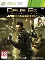 Koupit Deus Ex 3: Human Revolution - Directors Cut (XBOX 360)
