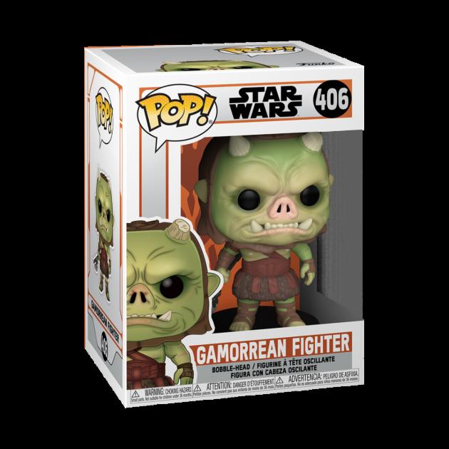 Figurka Star Wars: The Mandalorian - Gamorrean Fighter (Funko POP! Star Wars 406)