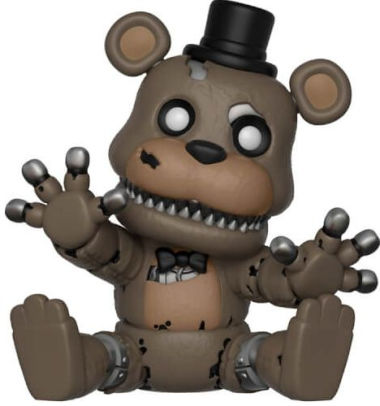 Figurka Five Nights at Freddys - Nightmare Freddy ()