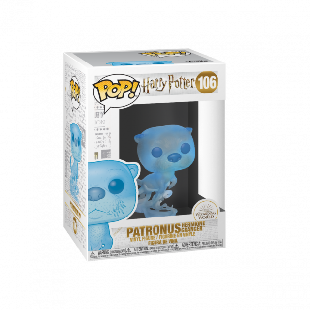 Figurka Harry Potter - Hermione's Patronus (Funko POP! Movies 106)