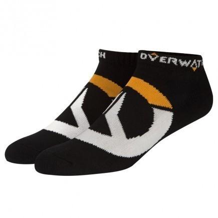 Ponožky Overwatch - černé (3 páry)