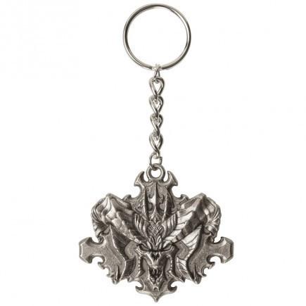 Klíčenka Diablo 3 - Face