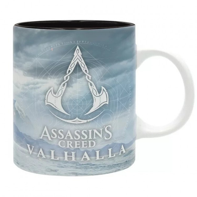 Hrnek Assassins Creed: Valhalla - Raid