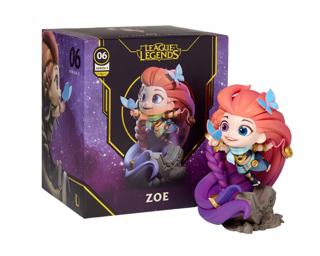Figurka League of Legends - Zoe XL