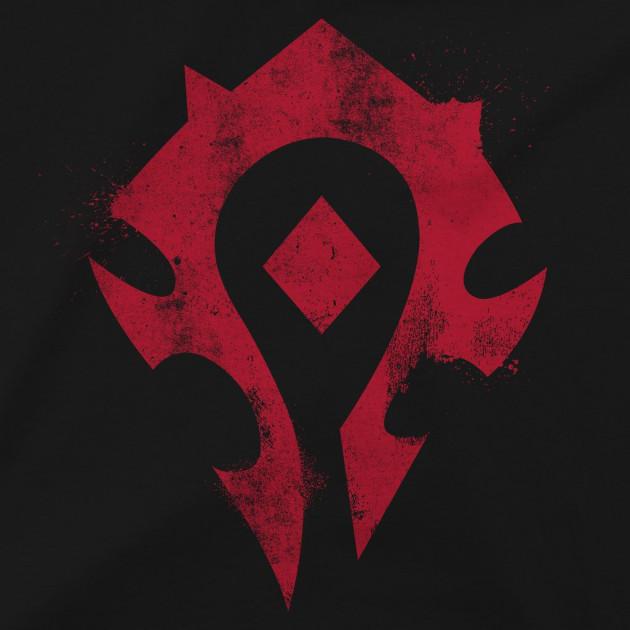 Tričko World of Warcraft - Horde Always (velikost XL)