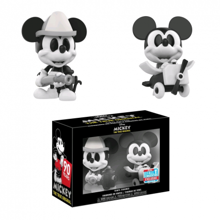 Figurka Disney - Mickey Mouse BlackandWhite NYCC2018 Exclusive (Funko)