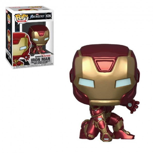 Figurka Marvel's Avengers - Iron Man (Funko POP! Games 626)