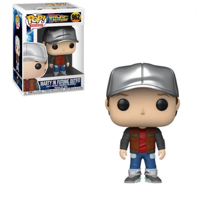 Figurka Back to the Future - Future Marty (Funko POP! Movies 962)
