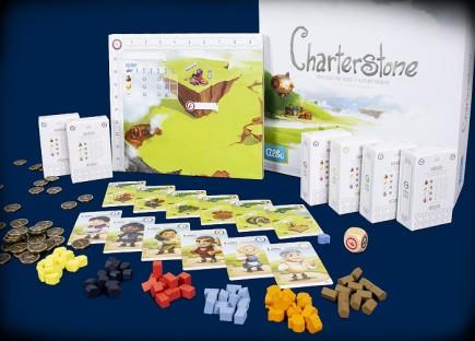 Desková hra Charterstone