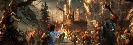 Middle-Earth: Shadow of War - Gold Edition (XONE)