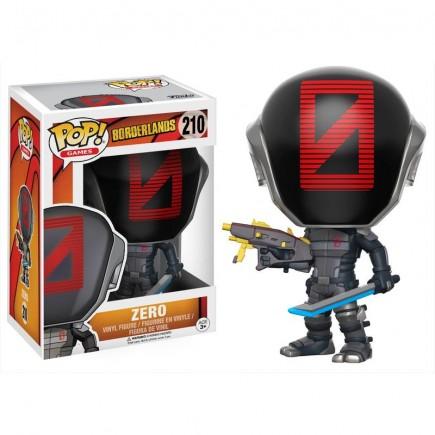 Figurka Borderlands - Zero (Funko POP! Games 210)