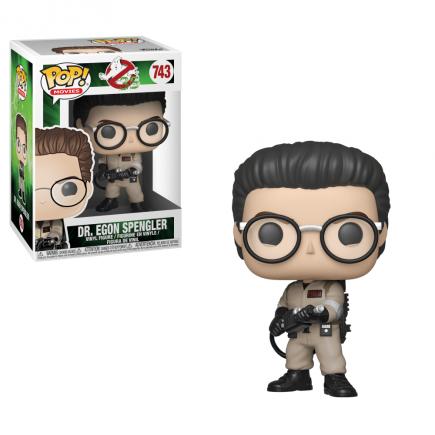 Figurka Ghostbusters - Dr. Egon Spengler (Funko POP! Movies 743)