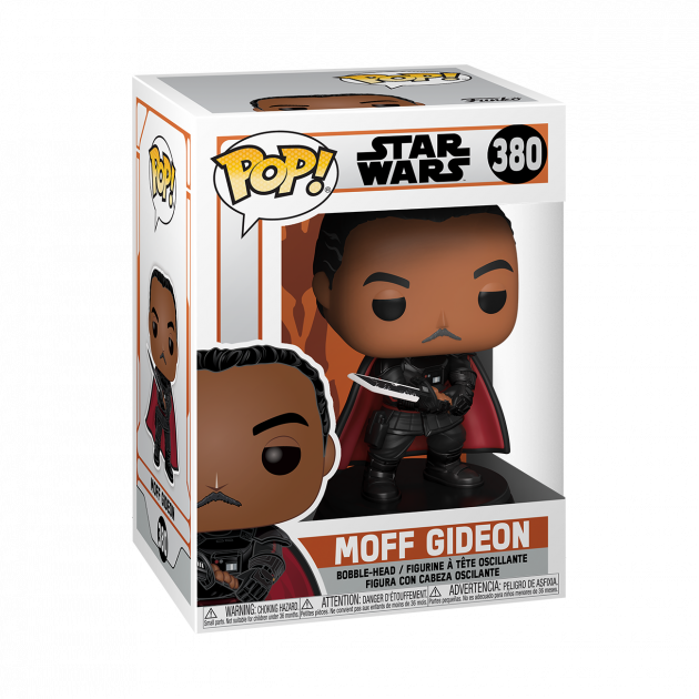 Figurka Star Wars: The Mandalorian - Moff Gideon (Funko POP! Star Wars 380)