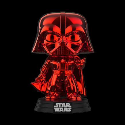 Figurka Star Wars - Red Chrome Darth Vader (Funko POP! Star Wars 157)