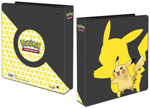 Album na karty Pokémon - Pikachu (A4 kroužkové)