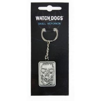 Klíčenka Watch Dogs - Skull