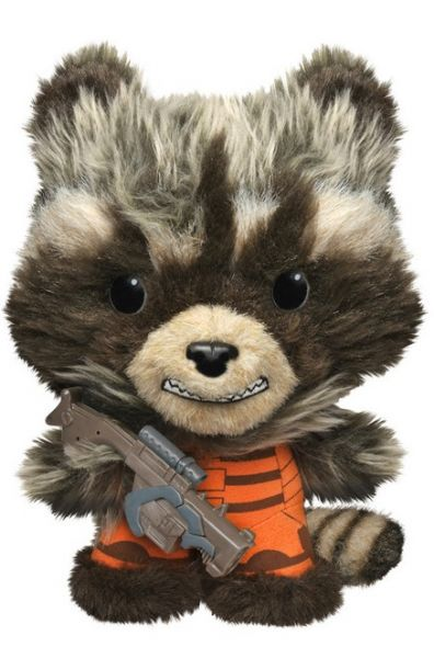 Plyšák Guardians of the Galaxy: Rocket Raccoon (Funko)