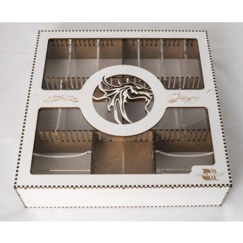 Box na herní karty - Dragon