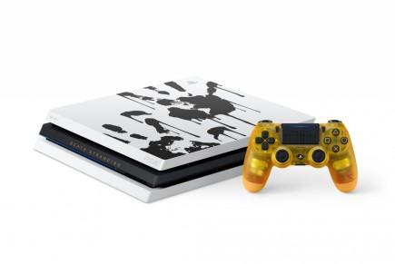 Konzole PlayStation 4 Pro 1TB  Limited Edition + Death Stranding