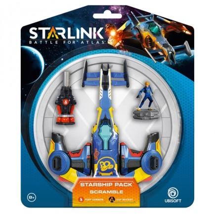 Figurka Starlink: Battle for Atlas -  Scramble (Starship Pack)