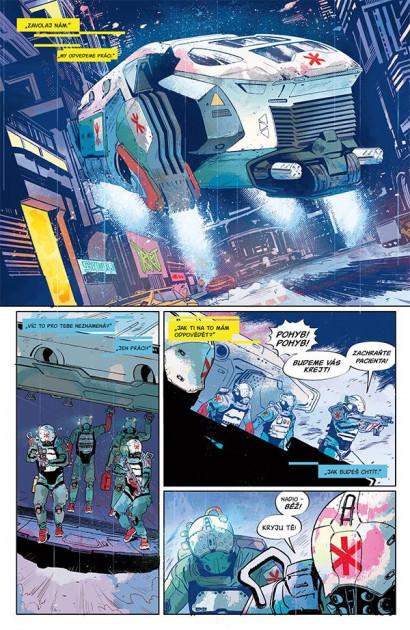 Cyberpunk 2077 Volume 1: Trauma Team TPB